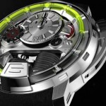 HYT Hydromechanical watch concept (video)
