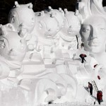 Ice festival opens in Harbin