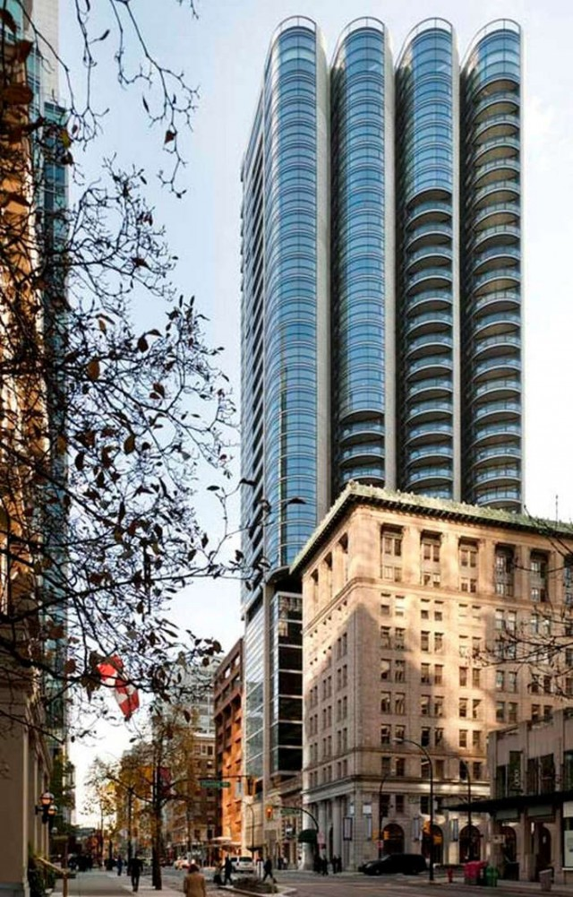Jameson House by Foster-Partners