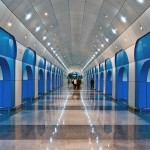 Kazakhstan's glorious new Metro