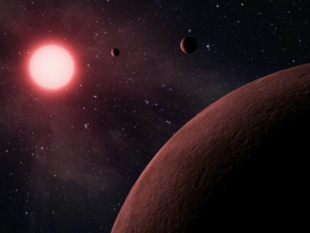 Three Smallest Exoplanets