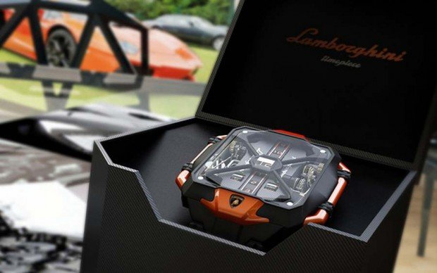 Lamborghini Avenger Watch by Marko Petrovic