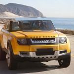 Land Rover DC100 Sport concept (video)
