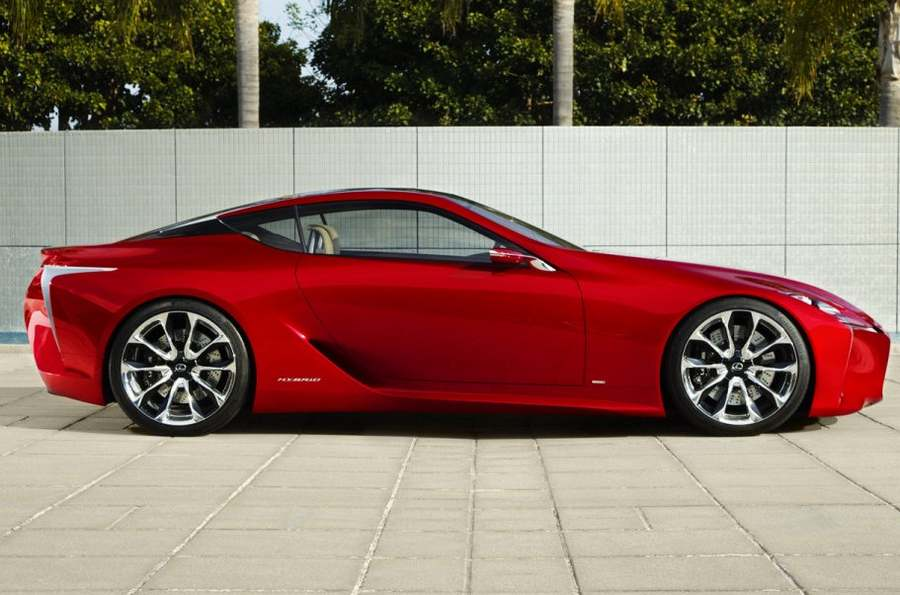 wordlesstech lexus hybrid lf lc updated with new photos. Black Bedroom Furniture Sets. Home Design Ideas
