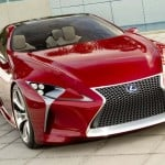 Lexus Hybrid LF-LC - Updated with new photos