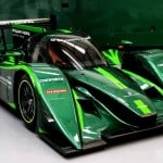 Lola-Drayson electric race car