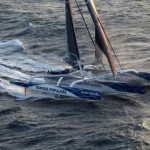 Maxi trimaran Banque Populaire V is the fastest around ...