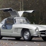 Mercedes-Benz 300SL sells for record $4.62 million