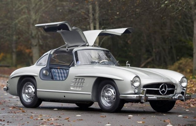 Mercedes-Benz 300SL 1955 Alloy Gullwing