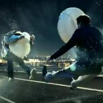 Mercedes-Benz spot 'Thanks, Airbag'