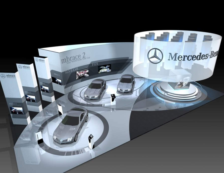 Wordlesstech mercedes benz will present new technologies for Mercedes benz training and education