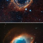 New view of the Helix Nebula (video)