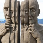 Remarkable Sand Sculptures