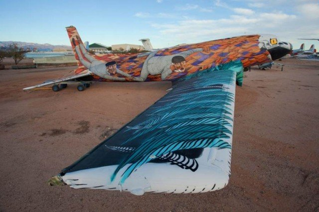 The Boneyard Project by Eric Firestone at the Pima Air + Space Museum (PIMA) (4)