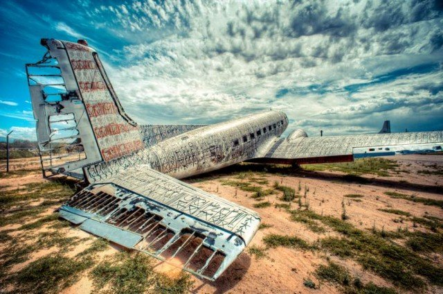 The Boneyard Project by Eric Firestone at the Pima Air + Space Museum (PIMA) (2)