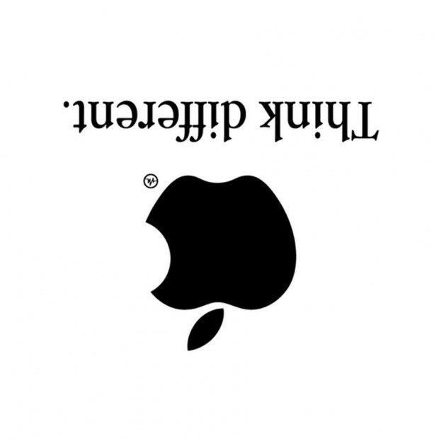Think Different- Apple Tribute