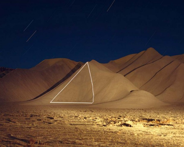 Topographic Projections by Jim Sanborn -Cainville