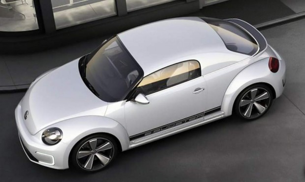 VW electric e-bugster