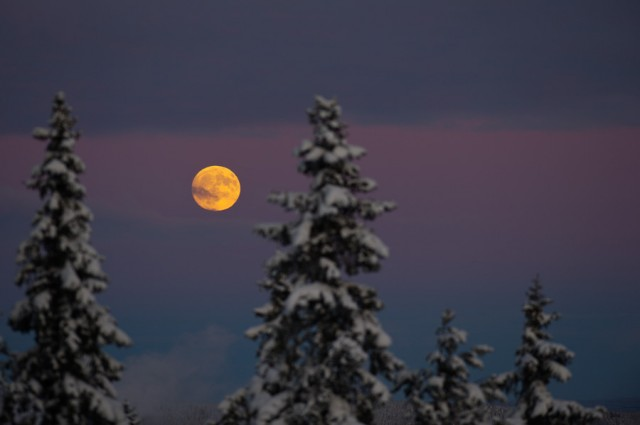 Full moon of January