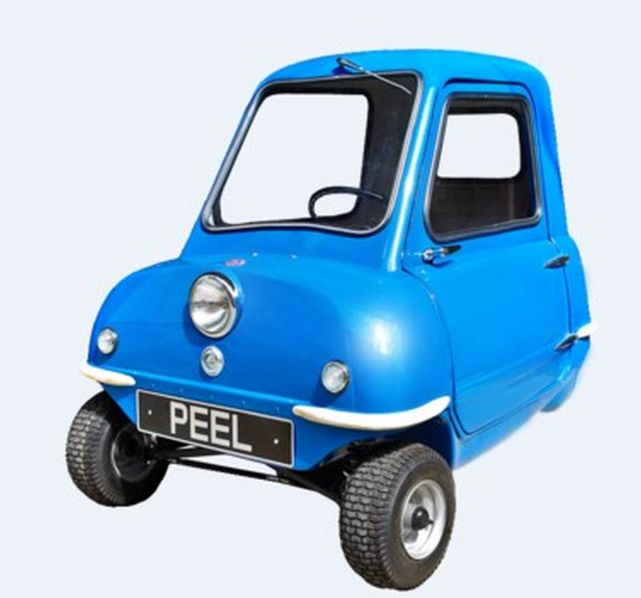 World's Smallest Car Back In Production