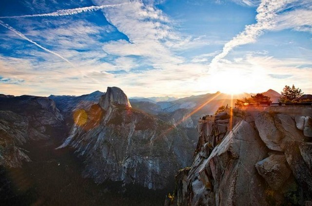 Yosemite National Park timelapse