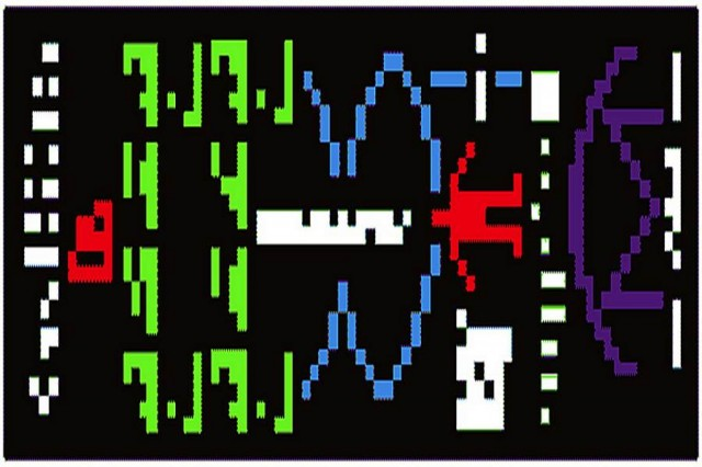 A Message from Earth from the Arecibo Observatory