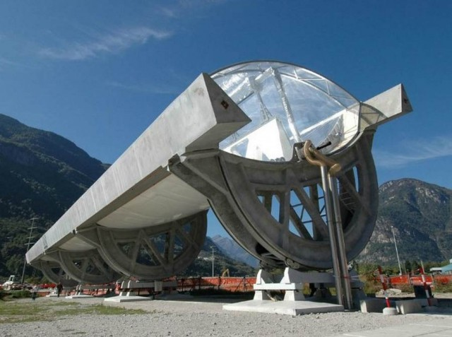 Airlight Energys Concentrated Solar Power