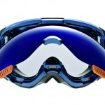 Anon M1 ski goggles with magnetic lenses (video)
