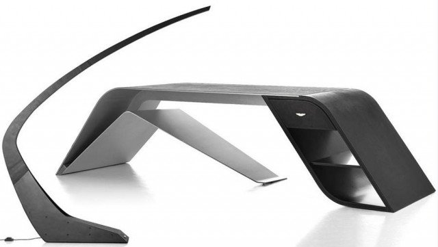 Office Furniture by Aston Martin