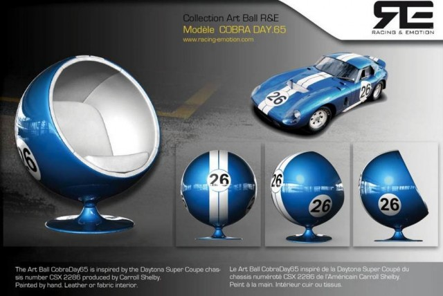 Ball and egg chair by Racing and Emotion Design (4)