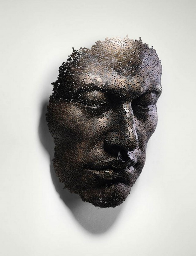 Chain sculptures by Seo Young Deok (7)