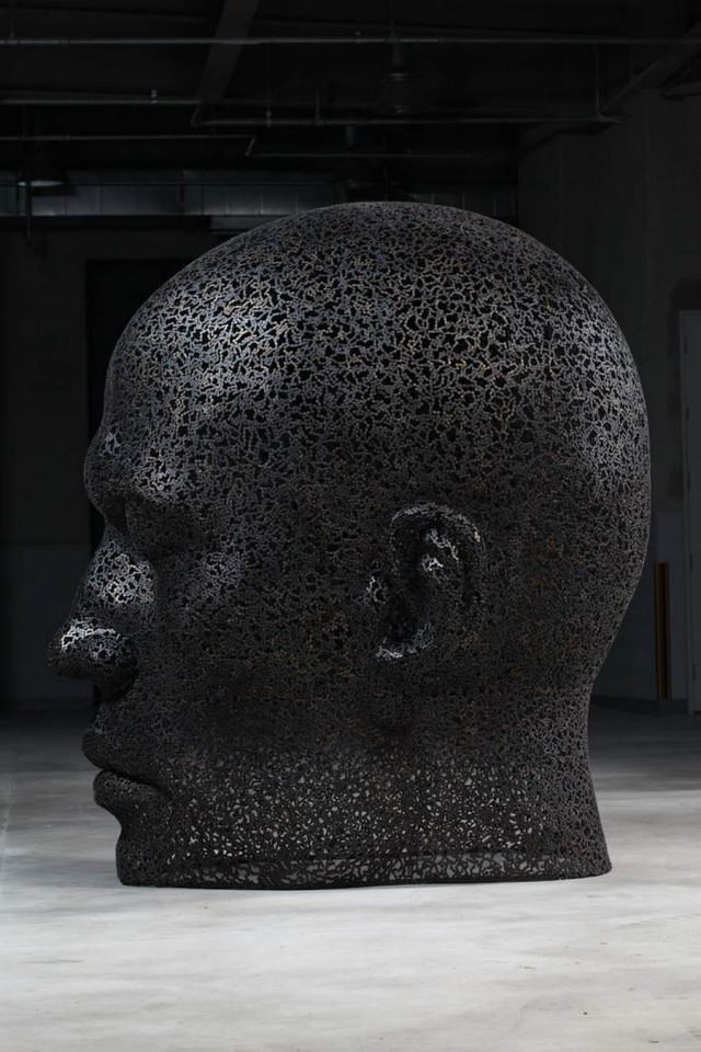 Chain sculptures by Seo Young Deok (4)