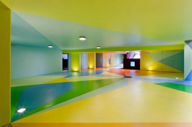 Colorful Car Park by Karl & Craig (4)