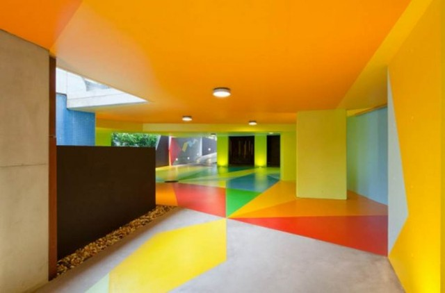 Colorful Car Park by Karl & Craig (3)