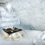 Diamond Genesis ice hotel