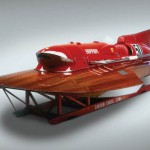 Ferrari hydroplane Arno XI racing boat for sale (update...