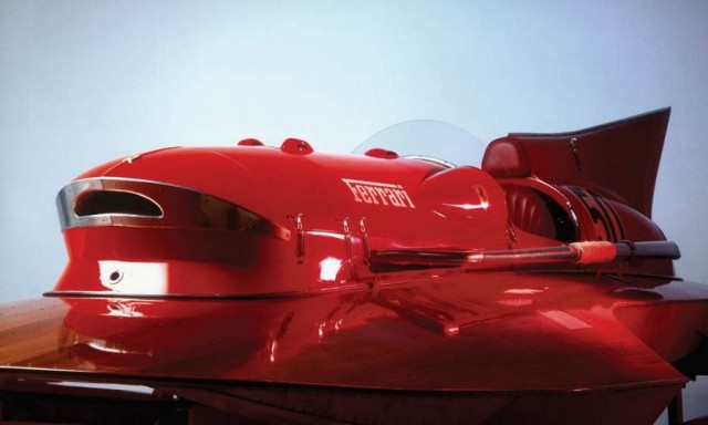 Ferrari hydroplane Arno XI racing boat for sale (4)