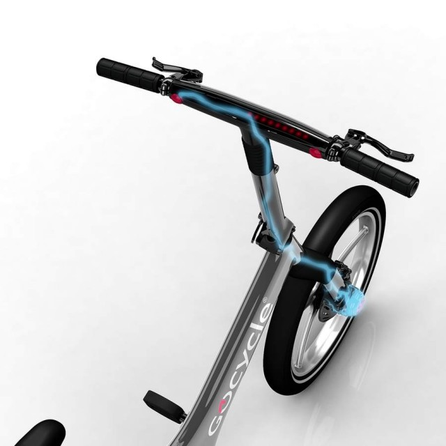 Gocycle G2 folding electric bicycle (4)