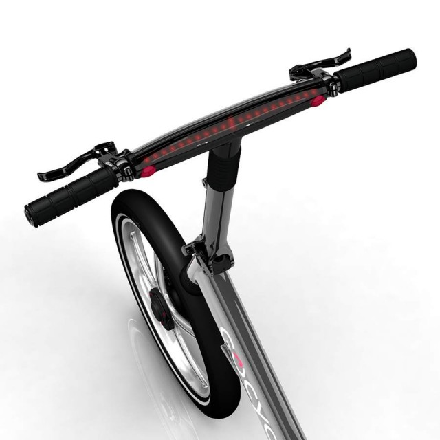 Gocycle G2 folding electric bicycle (3)