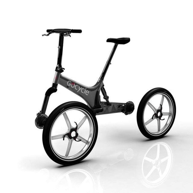 Gocycle G2 folding electric bicycle (2)
