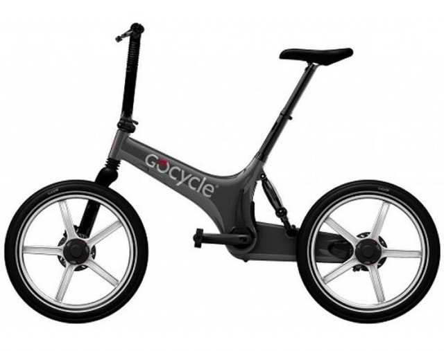Gocycle G2 folding electric bicycle (1)
