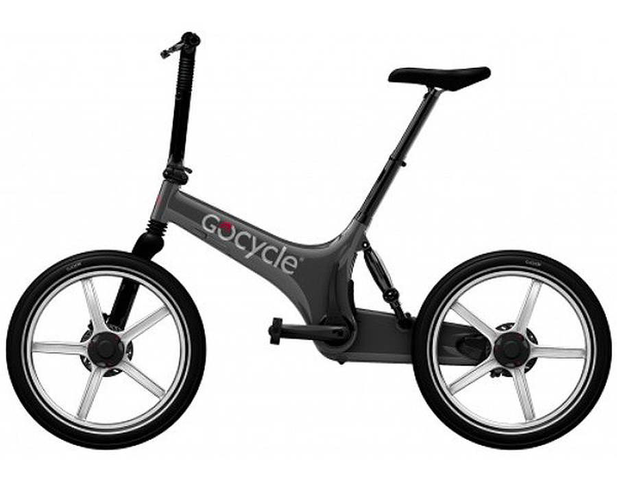 Gocycle G2 Folding Electric Bicycle Wordlesstech