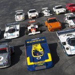 Historic Porsche collection going up for auction