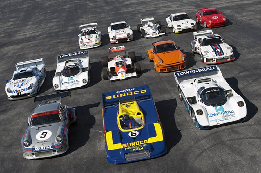 Historic Porsche collection going up for auction by Gooding & Company
