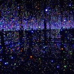 Infinity Mirror Room at Tate Modern, London