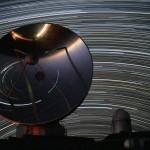 La Silla Star Trails North and South