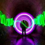 Light Painting by Jennifer Ritt