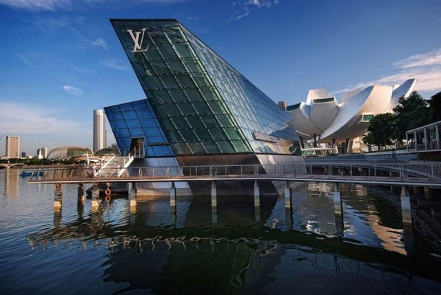 Louis Vuitton Island Maison by Moshe Safdie and Peter Marino (4)