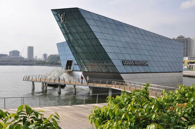 Louis Vuitton Island Maison by Moshe Safdie and Peter Marino (3)