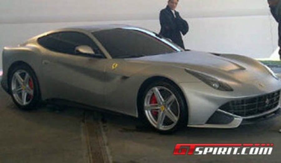 Most powerful ever Ferrari F620 GT